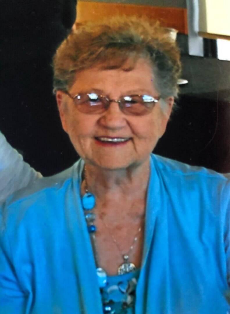 Beverly Jean (Osmundson) Fraser