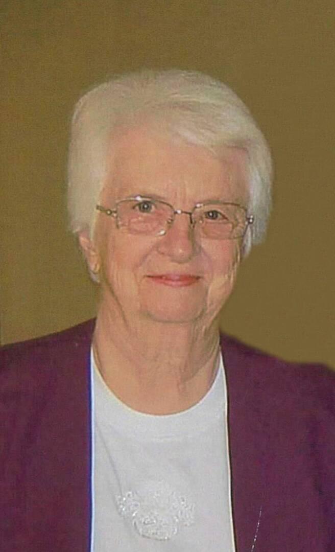 Marjorie Jane (McKinley) Groom